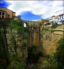 Ronda, Marbella et Puerto Banus