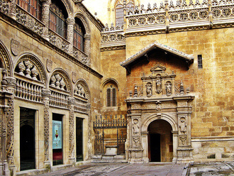 Catedral y la Capilla Real