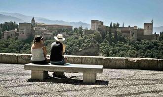 Ciudad Granada - Mirador de San Cristóbal