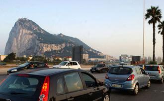 Entrada a Gibraltar