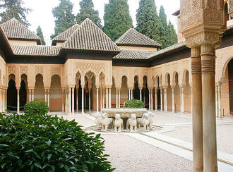Día 6: Granada, Alhambra