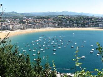 Día 1: San Sebastian o Bilbao
