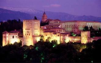 Día 9: Granada Alhambra