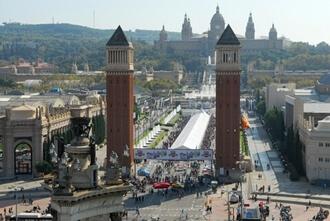 Día 2: Visita de Barcelona