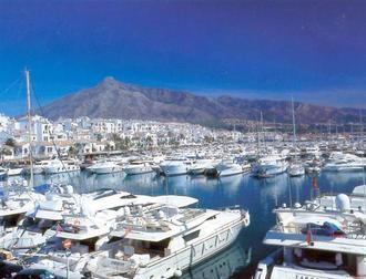 Puerto Banús y Marbella