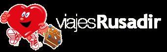 Logo Viajes Rusadir